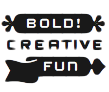 bold creative fun